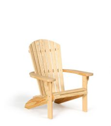 #360 Fanback Chair Wood
