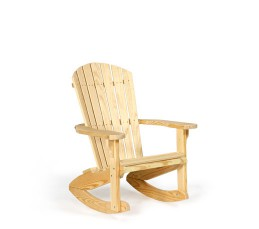 #365 Fanback Rocker - Wooden Chairs and Rockers