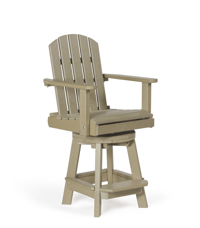 #77 Swivel Pub Chair