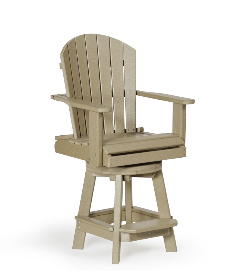 #79 Swivel Balcony Chair