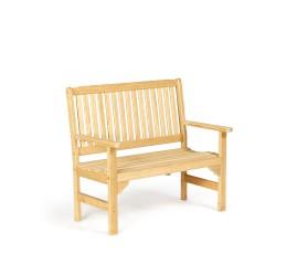 #940 English Garden Bench - Wooden benches