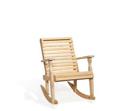 #315 Roll Back Rocker - Wooden Chairs and Rockers