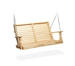 #415 Roll Back Swing - Wooden Swings