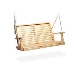 #415 Roll Back Swing - Wooden Swings