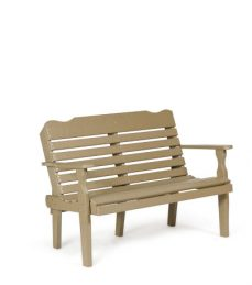 #420 4' West Chester - Poly Benches