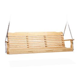 #610 West Chester Glider - Wooden Swings