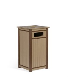 #930 Trash Receptacle