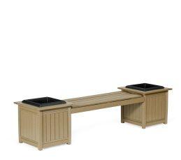 #950 Planter Bench