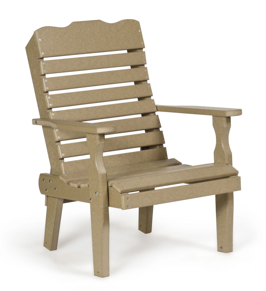 #300 Curve Back Chair