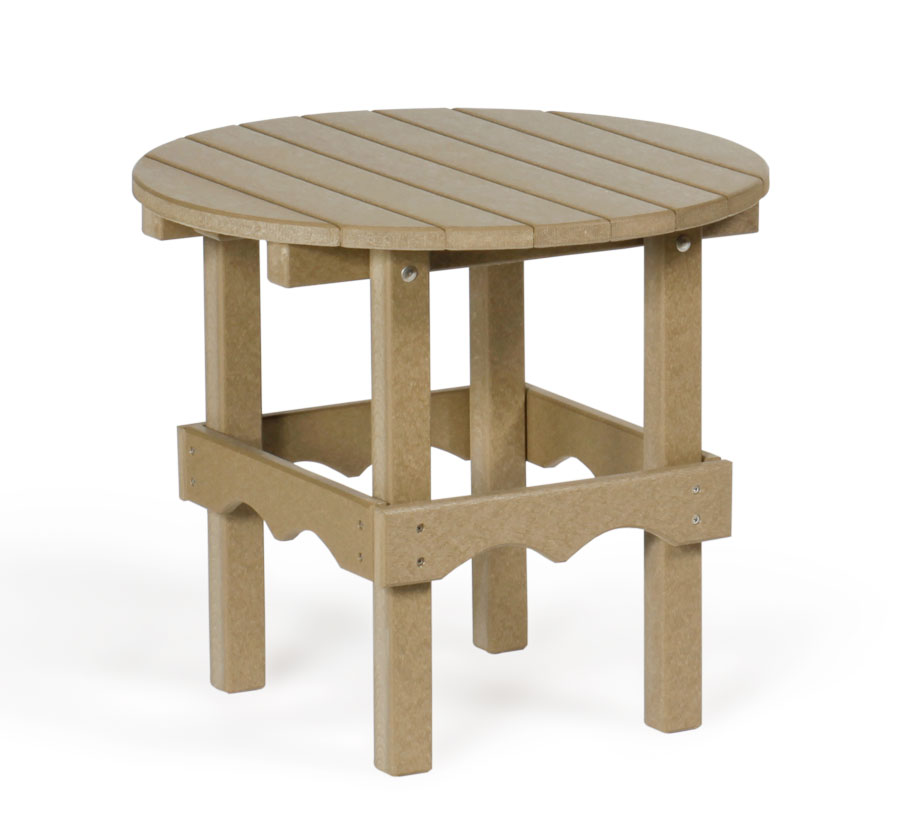 #76 Round Side Table