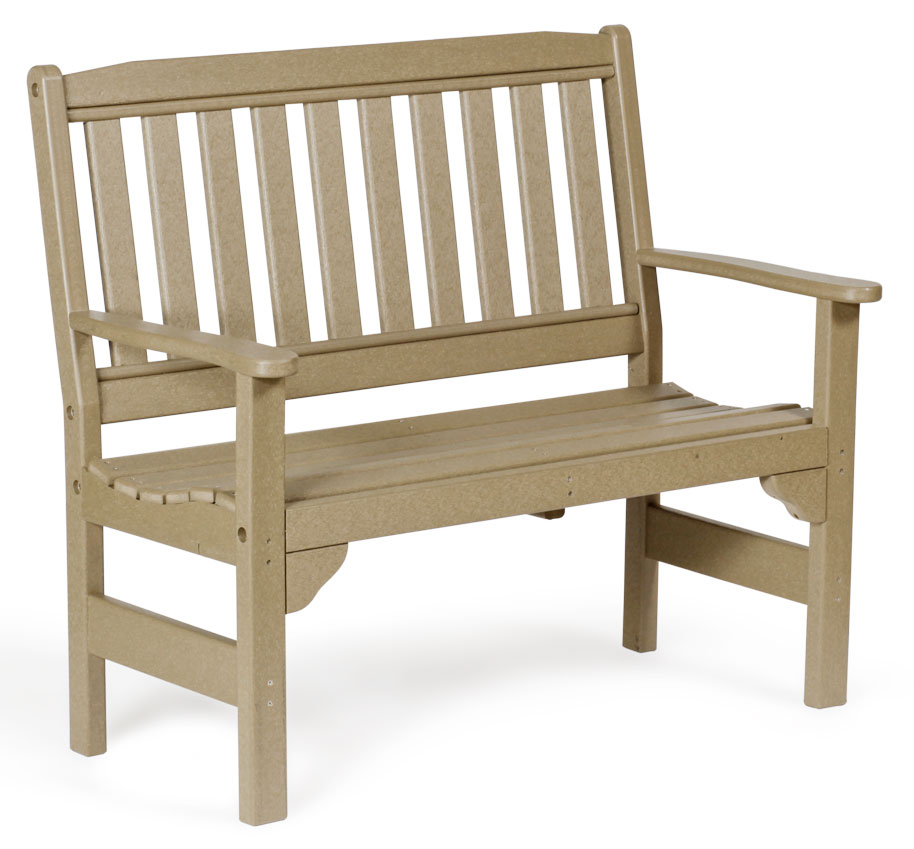 #940 English Garden - Poly Benches