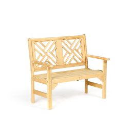 #941 Chippendale Bench