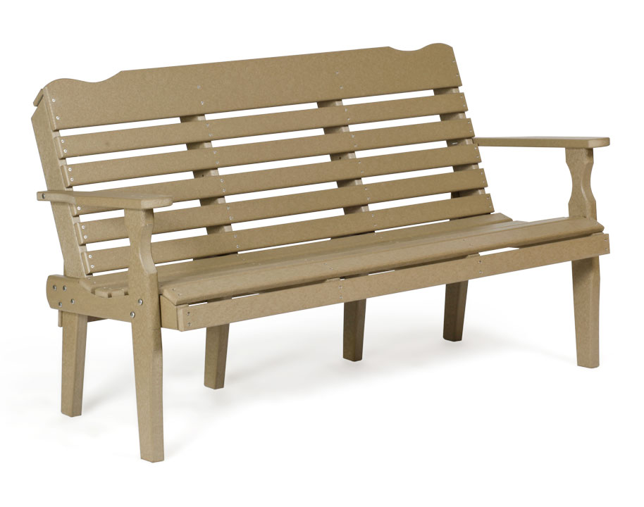 #520 5' West Chester - Poly Benches