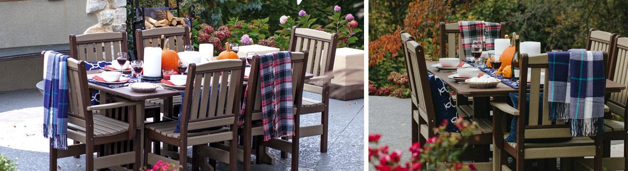 English Garden Dining Set