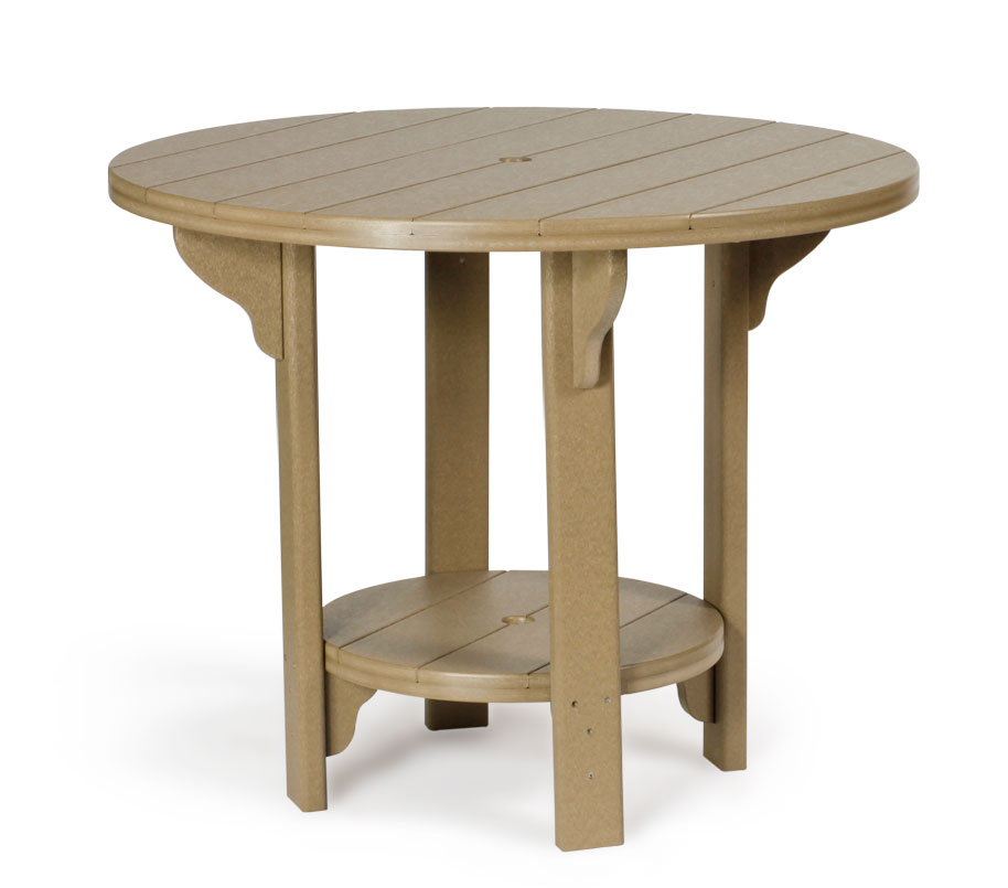 "#742D 42"" Round Dining Table"