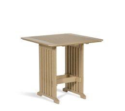 """#843B 43"""" Square Pub Table"""