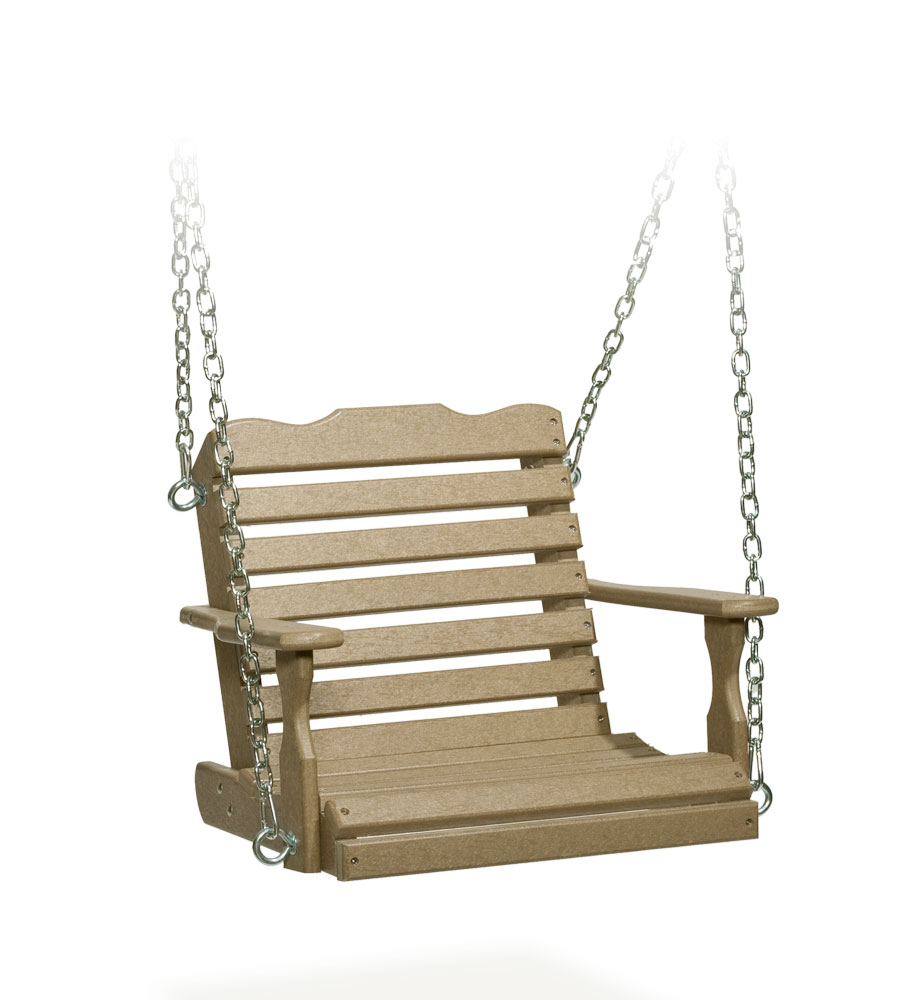 #30 Poly Child Swing