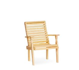 #305 Roll Back Chair - Wooden Chairs and Rockers