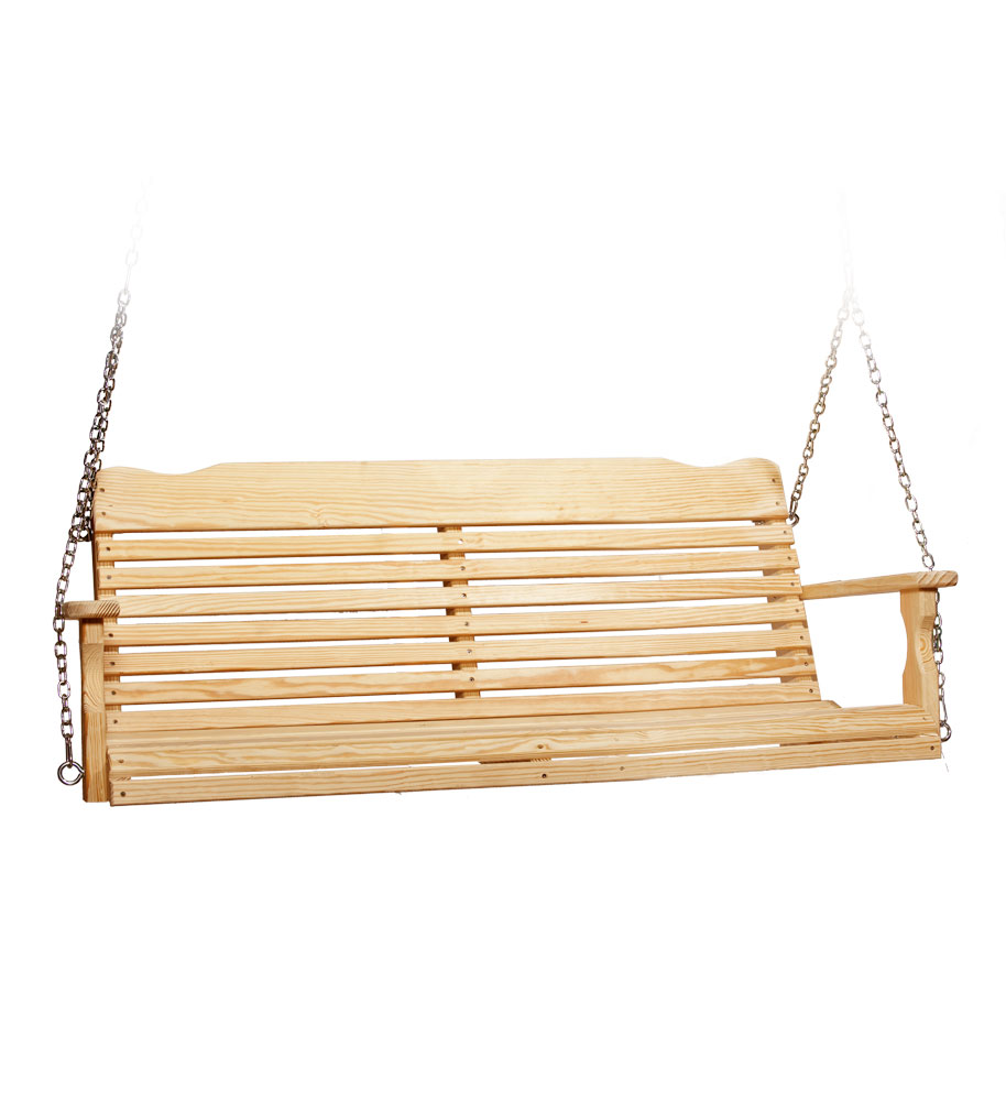 #510 5' West Chester Swing - Wooden Swings