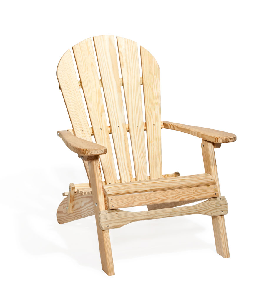 #700 Folding Chair - Wooden Chairs and Rockers