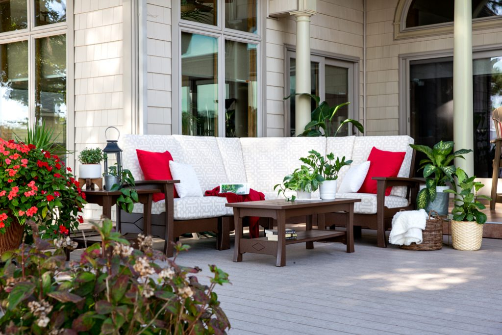 Quality Outdoor Poly Furniture - Lesiure Lawns Collection